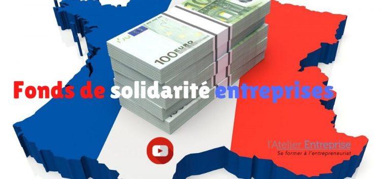 Comment bénéficier du fonds de Solidarité